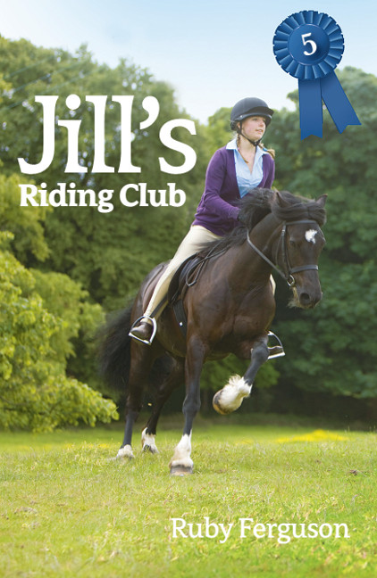 Jill's Riding Club cover